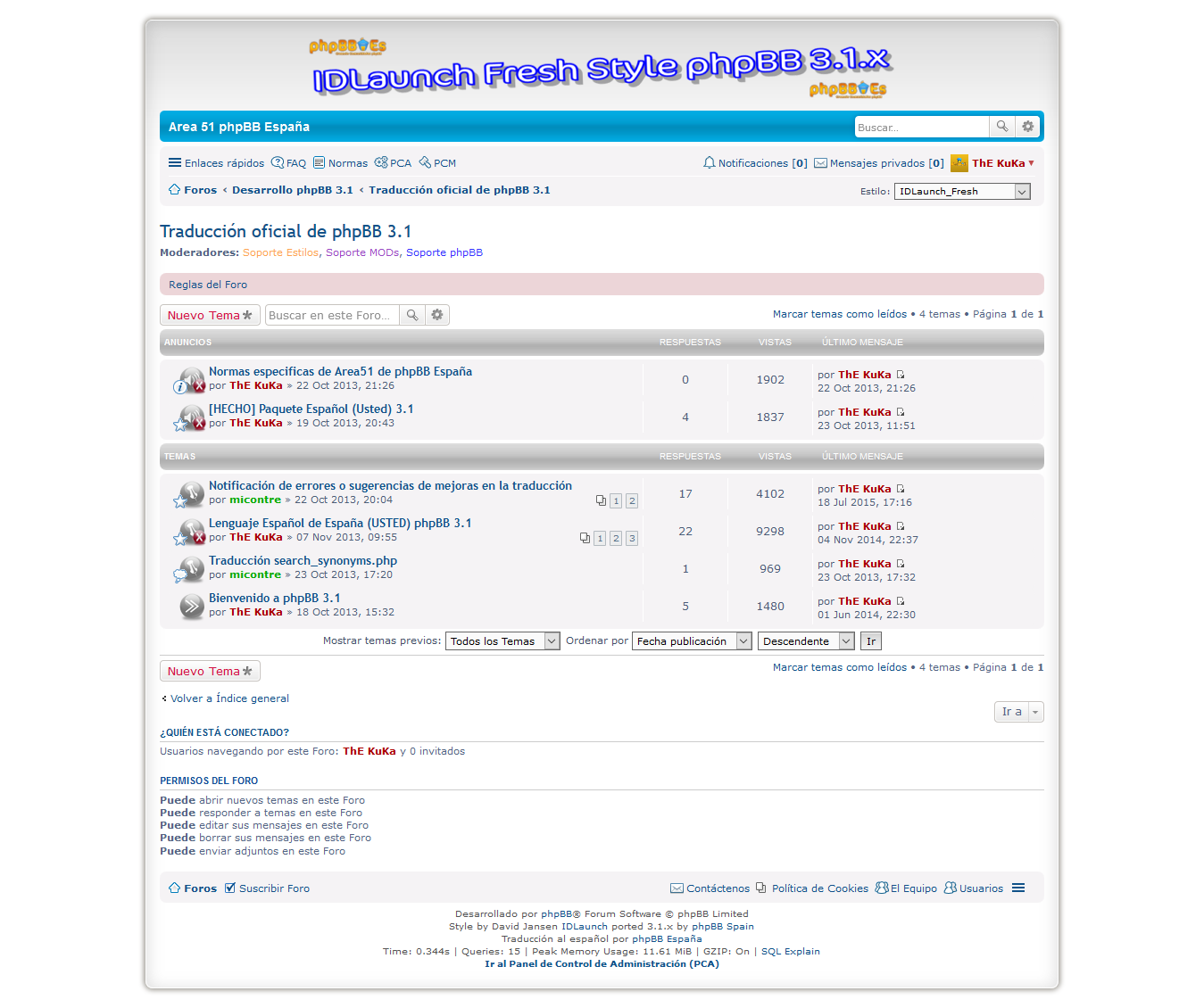 phpBB Spain